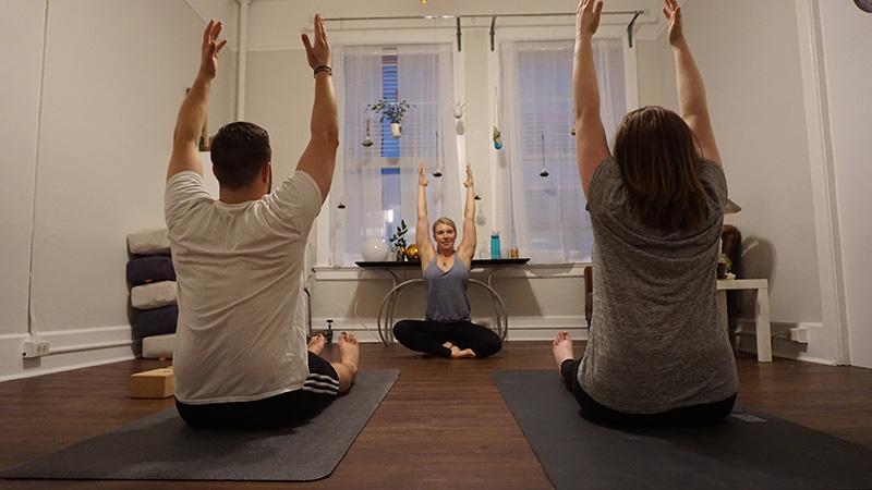 Yoga by Vital Spark